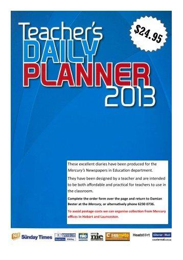 Diaries 2013.pub - Mercurynie.com.au