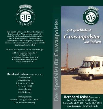 Folder Caravan 02-07.indd - Bernhard Tedsen