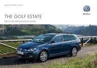 The Golf esTaTe - Volkswagen UK