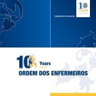 10 - Ordem dos Enfermeiros
