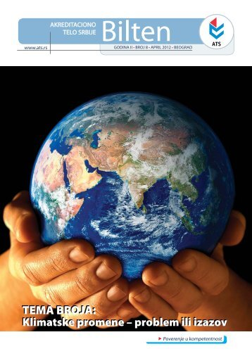 Електронски билтен АТС-а - издање април/2012 - Akreditaciono ...