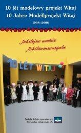 10 Jahre Witaj - Sorbischer Schulverein e.V.