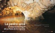 El sorprenent llegat de La Ruta de la Capona - Cultura i Paisatge a ...