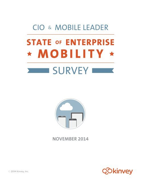 State+of+Enterprise+Mobility+Survey+2014+-+Kinvey
