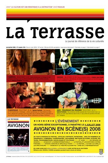 Festivals - La Terrasse