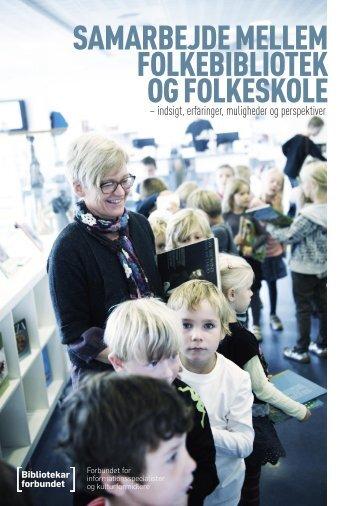 Samarbejde mellem folkebibliotek og folkeskole