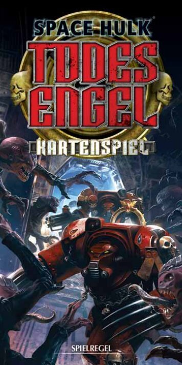 Space Hulk - Todesengel - Heidelberger Spieleverlag