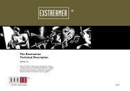 The Exstreamer Technical Description - Barix