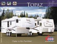 Topaz - Triple E Recreational Vehicles