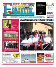21 - East County Gazette