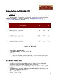 CASA RURAL EL PATIO DE TITA _2_