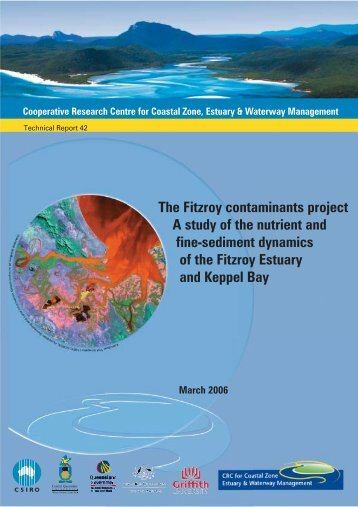 The Fitzroy Contaminants Project - OzCoasts