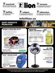 info@lion.ca