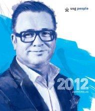 2012 jaarverslag USG People