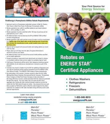energysavepa HVAC Equipment Rebate Application Form - Pennsylvania