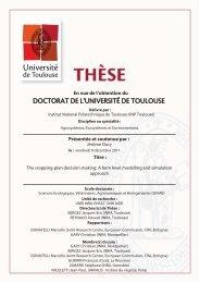 PDF - Les thèses en ligne de l'INP - Institut national polytechnique ...