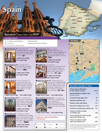 Spain - Avanti Destinations
