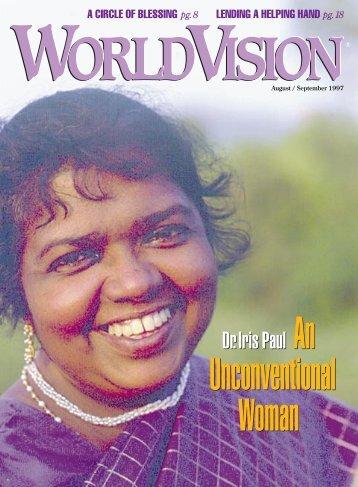 Dr.Iris Paul An Dr.Iris Paul An - World Vision