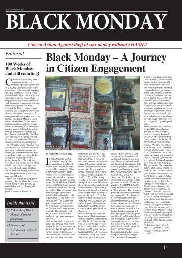 23rd-Edition-Black-Monday-Newsletter