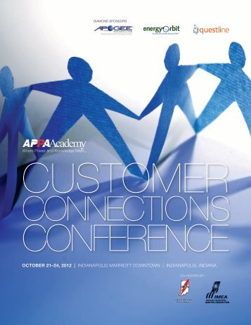 2012 Conference Program - American Public Power Association
