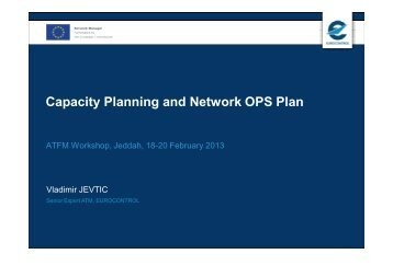 Capacity Planning and Network OPS Plan