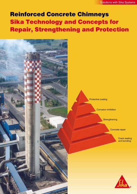 or ction Reinforced Concrete Chimneys Sika Technology and