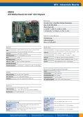 Industrielle PC-Boards - Spectra Computersysteme GmbH - Seite 7