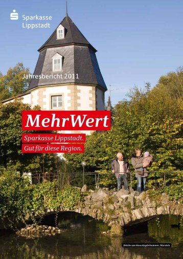 Jahresbericht 2011 - Sparkasse Lippstadt