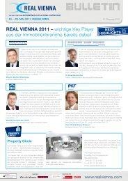 Bulletin Nr. 1 - REAL VIENNA CONVENTION 2012