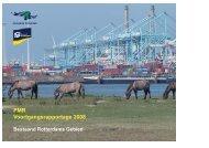 Bijlage BRG Voortgangsrapportage V PMR 23-03-2009 - Maasvlakte 2