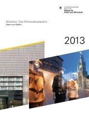 München. Der Wirtschaftsstandort.