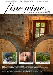 March 2010 - Fine wine magazine