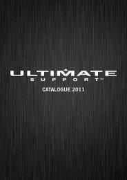CATALOGUE 2011 - Rockit Distribution