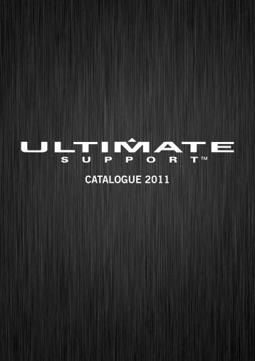 CATALOGUE 2011 - Rockit Distribution