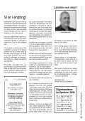 Syndrom nr 2 - 2008.indd - Arbeidsmiljøskaddes landsforening - Page 3