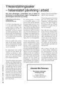 Syndrom nr 2 - 2008.indd - Arbeidsmiljøskaddes landsforening - Page 6