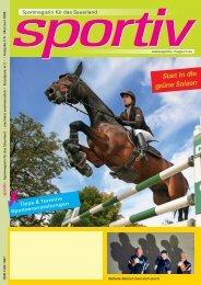 Mai/Juni 2009 - Sportiv