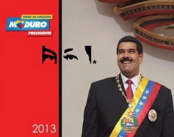 WEB Campaña MADURO 2013 - MinCI