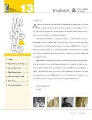 1 imprimir | siguiente Editorial CONTENIDO - Facultad Mexicana de ...