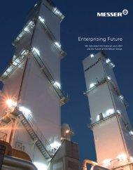 Annual Report 2007 - Messer