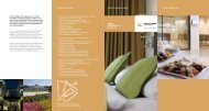 Infofolder - Austria Trend Hotels & Resorts