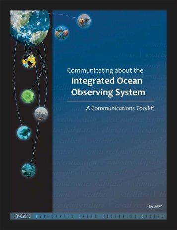 Integrated Ocean Observing System - IOOS Association