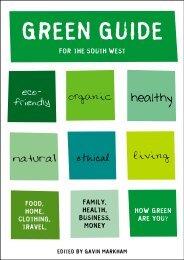 GREEN GUIDE - Markham Publishing