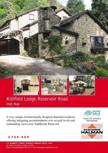 Kishfield Lodge, Reservoir Road