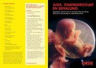 aios, zwangerschap en bevalling - Nederlandse Vereniging voor ...