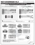 KEY-OVERRIDE-SL2 - Fortin Electronic Systems - Page 2