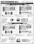 KEY-OVERRIDE-SL2 - Fortin Electronic Systems - Page 3