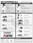 KEY-OVERRIDE-SL2 - Fortin Electronic Systems - Page 7