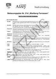 Wartberg-Terrassen - Sparkasse Worms-Alzey-Ried