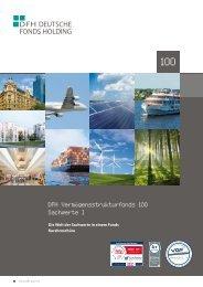 DFH Vermögensstrukturfonds 100 Sachwerte I - Sparkasse ...